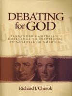 Debating for God