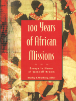 100 Years of African Missions