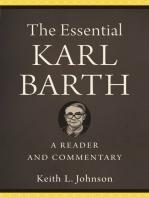 The Essential Karl Barth