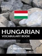 Hungarian Vocabulary Book
