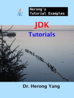 JDK Tutorials - Herong's Tutorial Examples