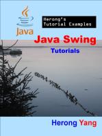 Java Swing Tutorials - Herong's Tutorial Examples