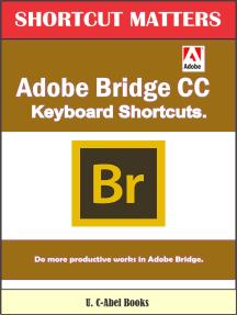 Adobe Bridge CC Keyboard Shortcuts