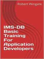 IMS-DB Basic Training For Application Developers