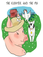 The Rooster and the Pig