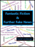 Fantastic Fiction & Further Fake News
