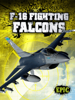 F-16 Fighting Falcons
