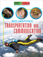 Bio-Inspired Transportation and Communication