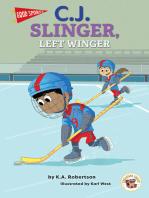 Good Sports C.J. Slinger, Left Winger