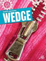 Simple Machines Wedge