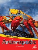 Animals Have Classes Too! Arthropods