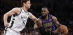 Bucks' Late Domination Puts Lakers' Season On Life Support