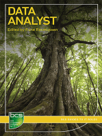 Data Analyst: Careers in data analysis
