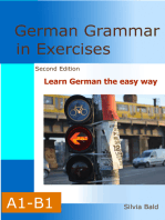 German Grammar in Exercises