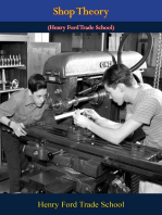 Shop Theory (Henry Ford Trade School)