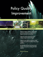 Policy Quality Improvement Third Edition