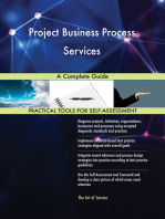Project Business Process Services A Complete Guide