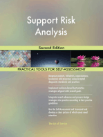 Support Risk Analysis Second Edition