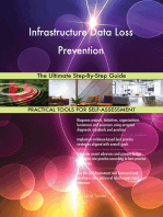 Infrastructure Data Loss Prevention The Ultimate Step-By-Step Guide