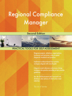 Regional Compliance Manager Second Edition