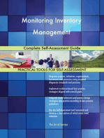 Monitoring Inventory Management Complete Self-Assessment Guide