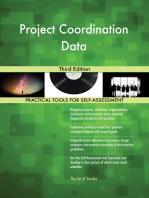 Project Coordination Data Third Edition