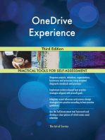 OneDrive Experience Third Edition