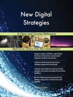 New Digital Strategies A Clear and Concise Reference