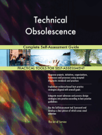 Technical Obsolescence Complete Self-Assessment Guide