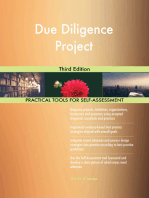 Due Diligence Project Third Edition