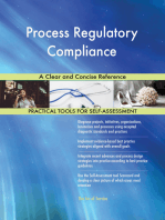 Process Regulatory Compliance A Clear and Concise Reference