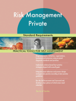 Risk Management Private Standard Requirements