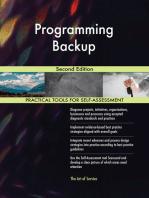 Programming Backup Second Edition