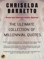 The Ultimate Collection Of Millennial Quotes