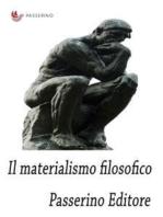 Il materialismo filosofico