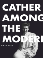 Cather Among the Moderns