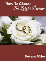 How To Choose The Right Partner