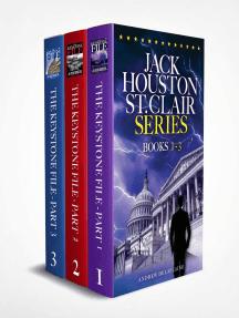 Jack Houston St. Clair Series (Books 1-3): A Jack Houston St. Clair Thriller
