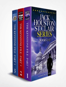 Jack Houston St. Clair Series (Books 1-3): A Jack Houston St. Clair Thriller