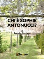 Chi è Sophie Antonucci?
