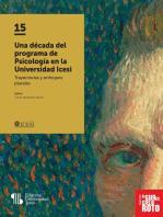 Una década del programa de Psicología en la Universidad Icesi: Trayectorias y enfoques plurales