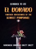 El Dorado Further Adventures of the Scarlet Pimpernel