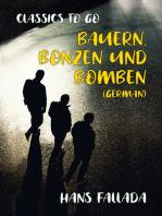 Bauern, Bonzen und Bomben (German)