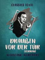 Draußen vor der Tür (German)