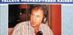 Adiós A Andreas Faber-kaiser