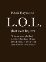 Lost Over Liquor