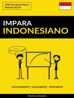 Impara l'Indonesiano