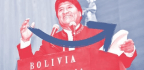 How A Populist President Helped Bolivia's Poor – But Built Himself A Palace