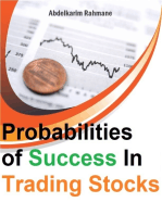 Probabilities of Success In Trading Stocks