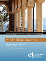 Adult Bible Studies Summer 2019 Student [Large Print]